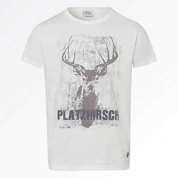 T-Shirt Tracht Platzhirsch