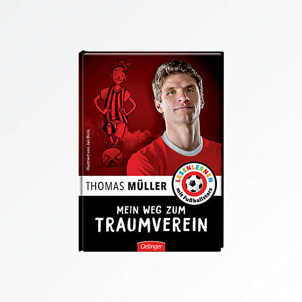 Thomas Müller - Mein Weg zum Traumverein (German edition)