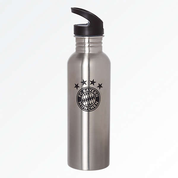 Water Bottle Stainless Steel 0,75l