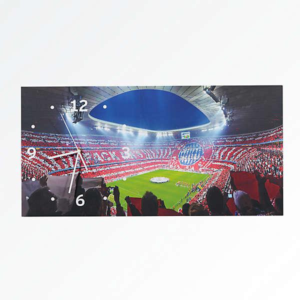 Clock Allianz Arena
