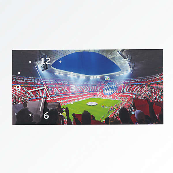Clock Allianz Arena