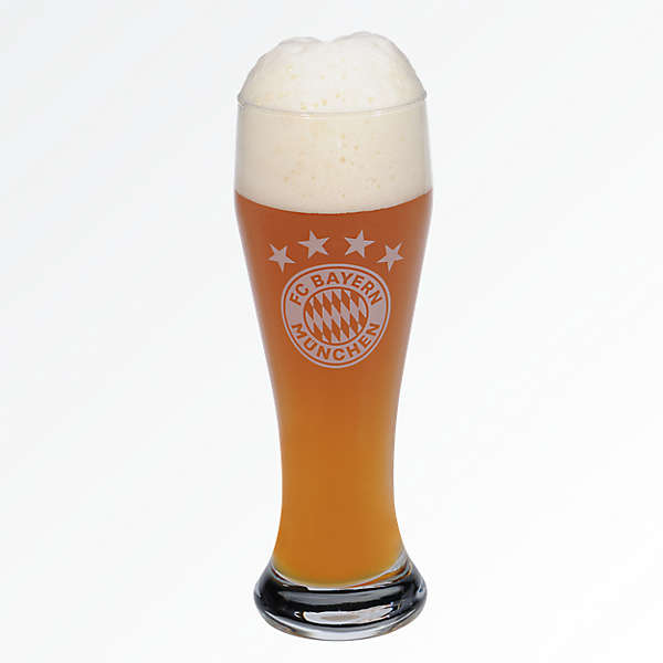 Wheat Beer Glass Logo (Weißbier)