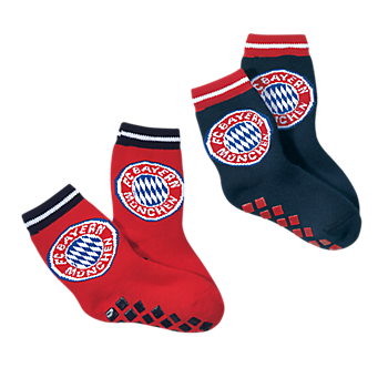ABS-Socken Kinder 2er Set