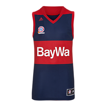 adidas Kids Basketball 3rd Shirt 15/16
