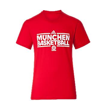 adidas Basketball T-Shirt Kids