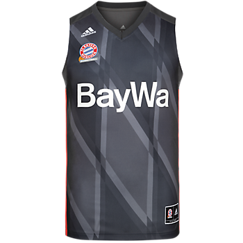 adidas Basketball Trikot Away 16/17