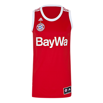 adidas Basketball Shirt Home 15/16