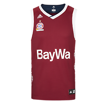 adidas Basketball Jersey Home 17/18