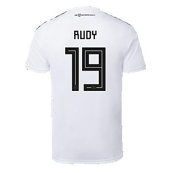 adidas Kids DFB Shirt WM 2018