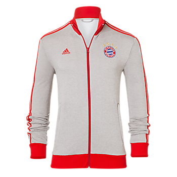 adidas Lifestyle Track Top grey ZK