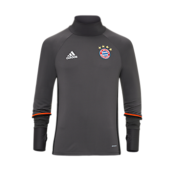 adidas Teamline Trainingstop grey Kids