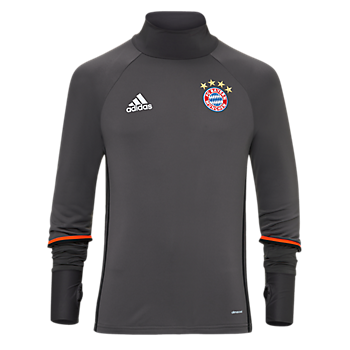 adidas Teamline Trainingstop grau
