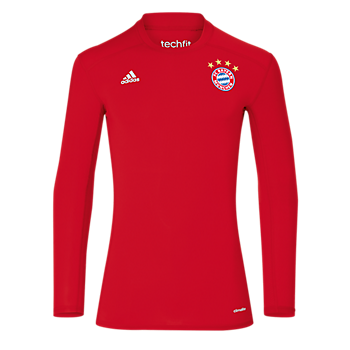 adidas TechFit Shirt Long-Sleeve
