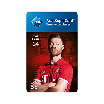 Aral SuperCard Alonso