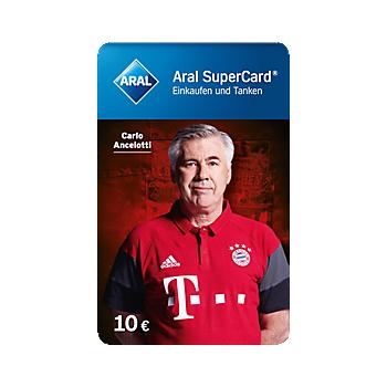 Aral SuperCard Ancelotti