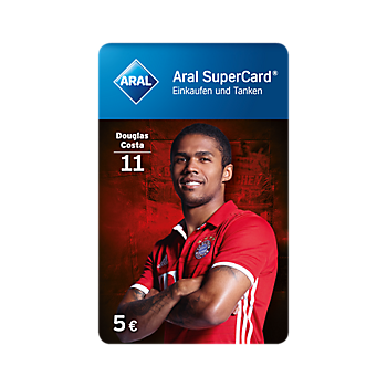 Aral SuperCard Costa