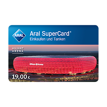 Aral SuperCard FCB-Stadion
