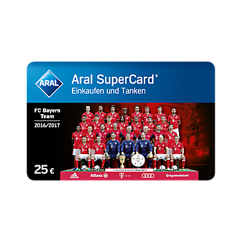 Aral SuperCard FCB-Team