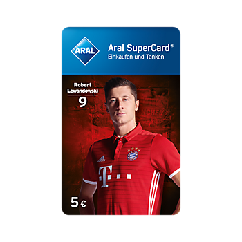 Aral SuperCard Lewandowski