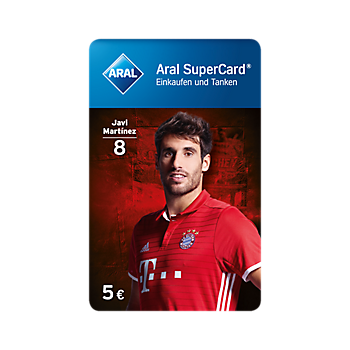 Aral SuperCard Martinez