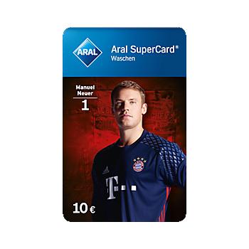 Aral SuperCard Neuer