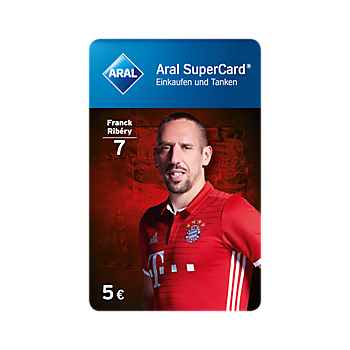 Aral SuperCard Ribery