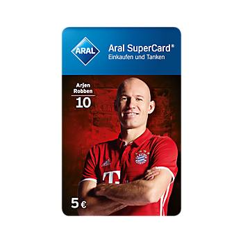 Aral SuperCard Robben