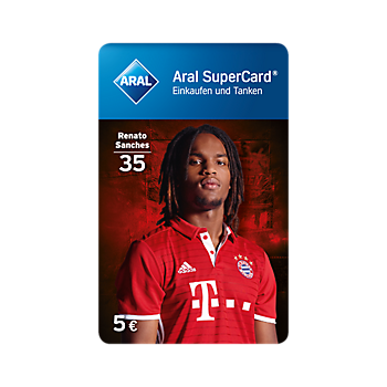 Aral SuperCard Sanches