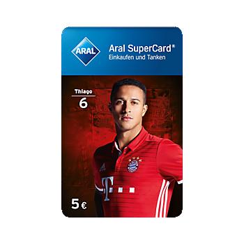 Aral SuperCard Thiago