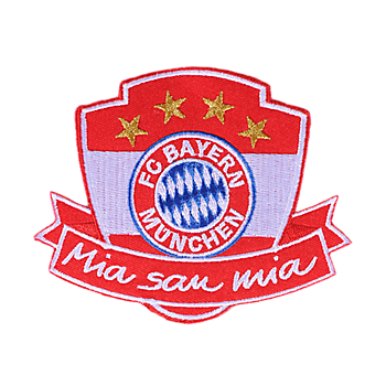 Mia san mia Patch