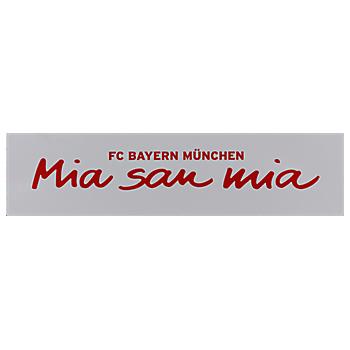 Bumper Sticker Mia san mia