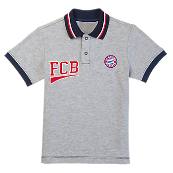 Baby FCB Polo Shirt