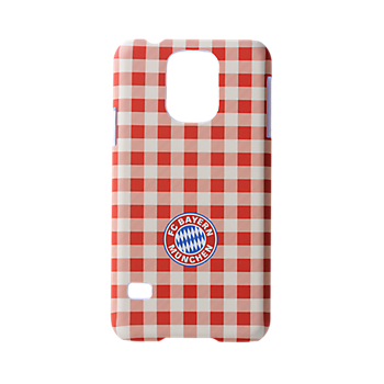 Back Cover Checkered Galaxy S5