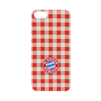 Back Cover Checkered iPhone 5/5S