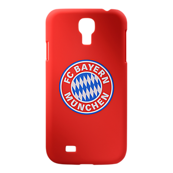 Back Cover Logo Red Galaxy S4