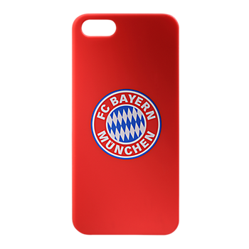 Back Cover Logo Red iPhone 5/5S