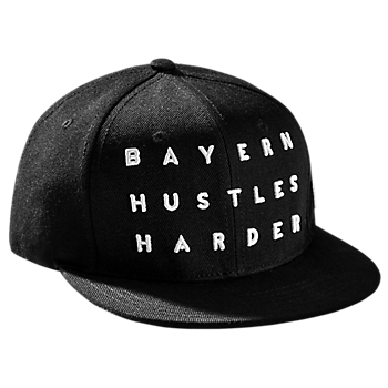 Basketball Cap Hustles Harder
