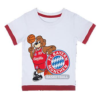 Basketball Kids T-Shirt Berni