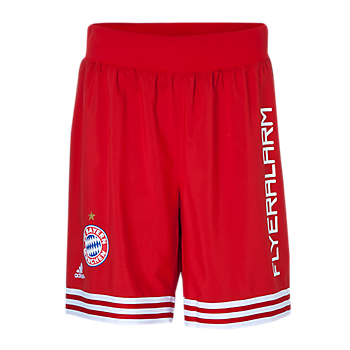 Basketball Shorts Home