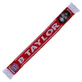 Basketball Spielerschal Taylor