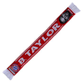 Basketball Scarf Taylor