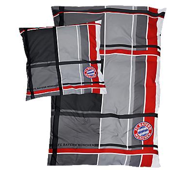 Duvet Cover & Pillowcase Check