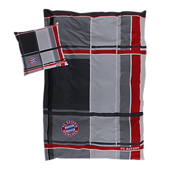 bettw sche f r echte fans fc bayern m nchen. Black Bedroom Furniture Sets. Home Design Ideas