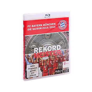 Blu-ray Saison 2014/15