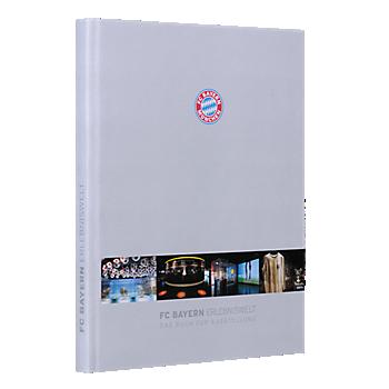 """Buch """"FC BAYERN Erlebniswelt"""""""