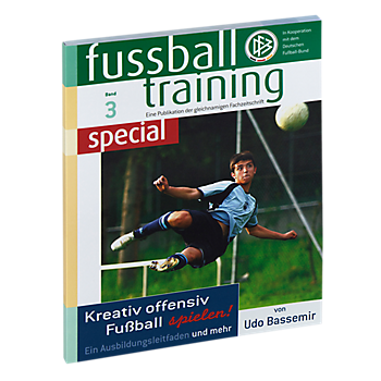 "Buch ""Fußballtraining"""