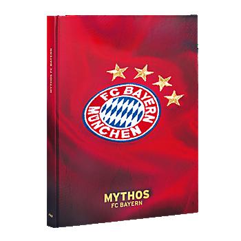 Buch Mythos FC Bayern München
