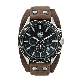 Chronograph Leather