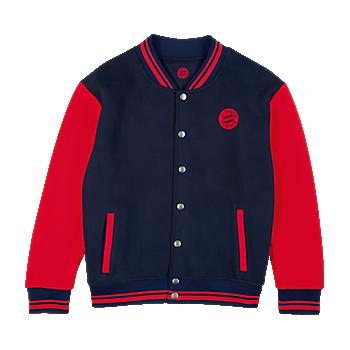 College Jacket Kids FC Bayern 1900