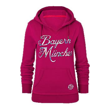 Damen Hoodie Bayern München